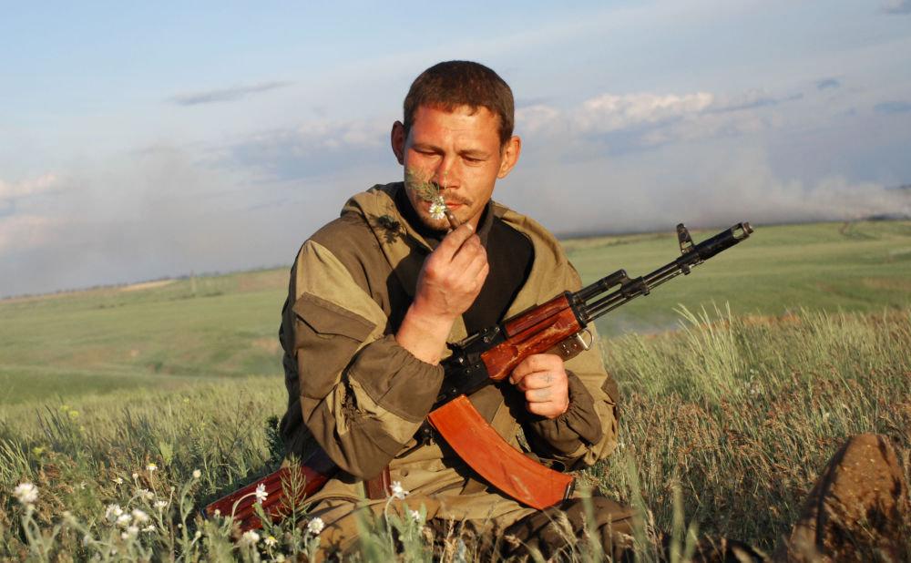 Donetsk-Haftanın fotoğrafları