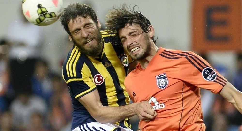 İstanbul Başakşehir ile Fenerbahçe