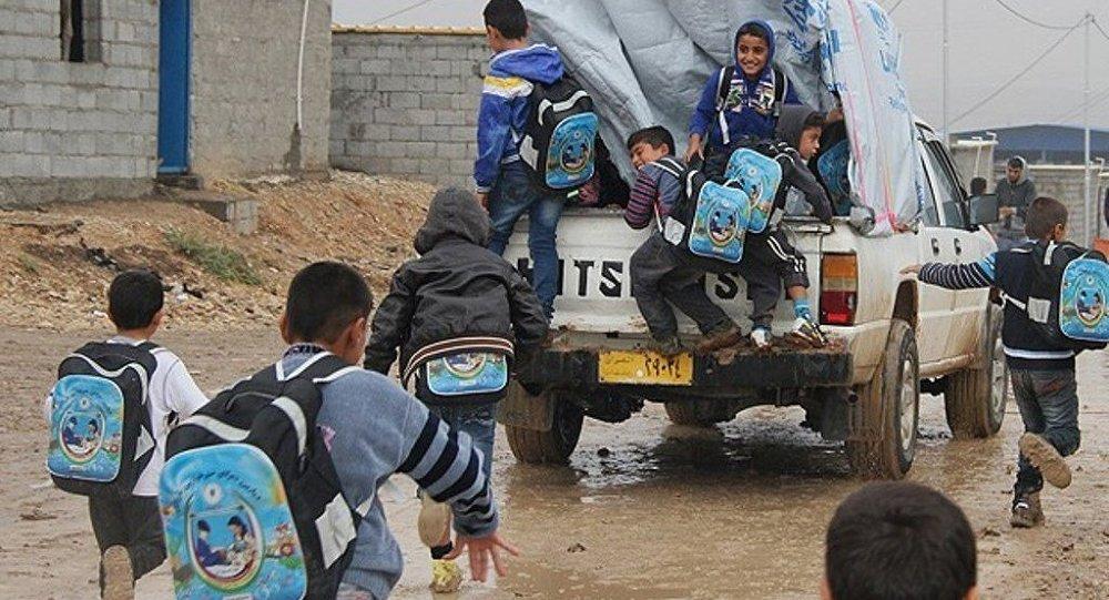 Irak çocuk