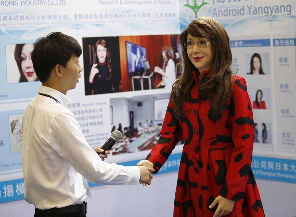 Çin Robot Endüstrisi