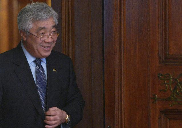 Kazakistan Dışişleri Bakanı Yerlan İdrisov