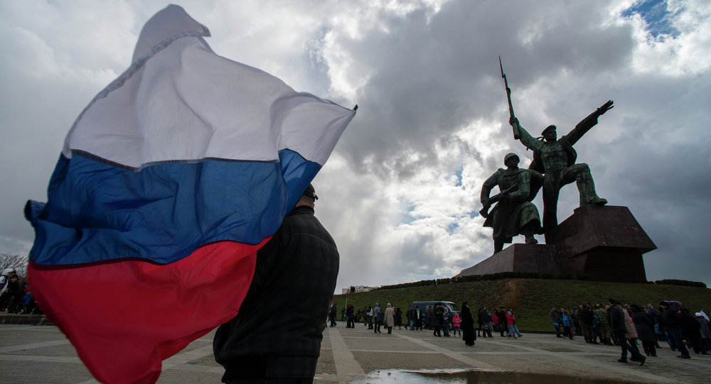 Rus vekilden ABD Dışişleri'nin 'Kırım Ukrayna'dır' paylaşımına tepki