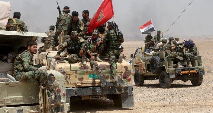 Iraklı Şii milisler