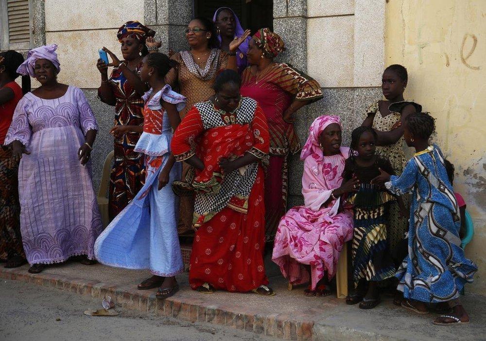 Afrika'nın 'Venedik'i Saint Louis