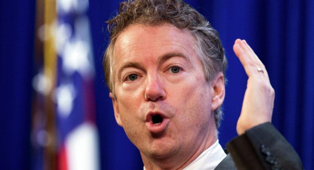 Cumhuriyetçilerin Kentucky Senatörü Rand Paul