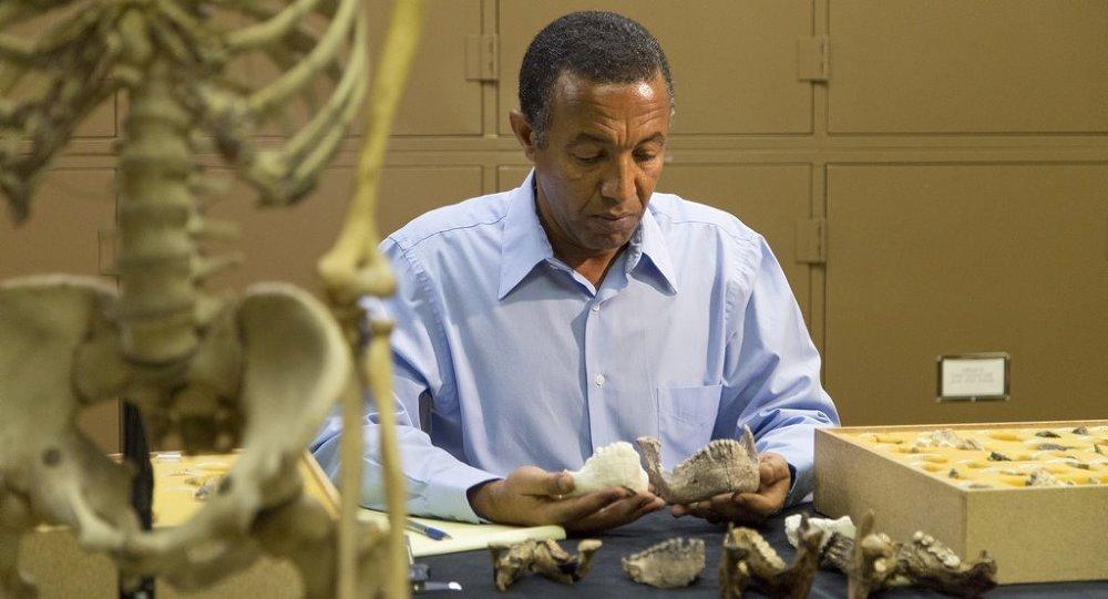 Etiyopya'da insansı kalıntılar