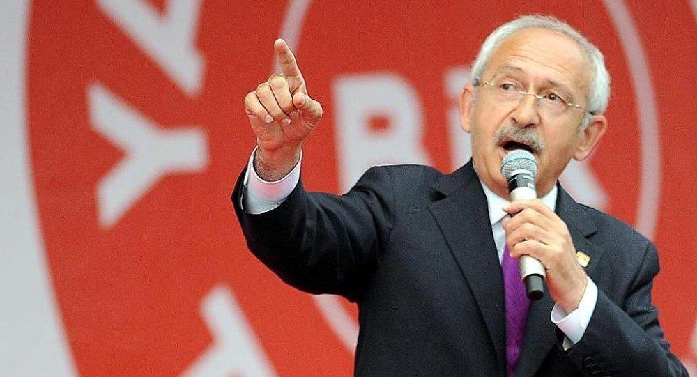 Kılıçdaroğlu: Bütün Türkiye'yi kucaklayacağım - Sputnik Türkiye