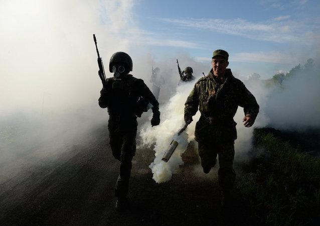 Rus Özel Kuvvetleri