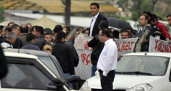 Ford Otosan fabrikasında  iş bırakma eylemi