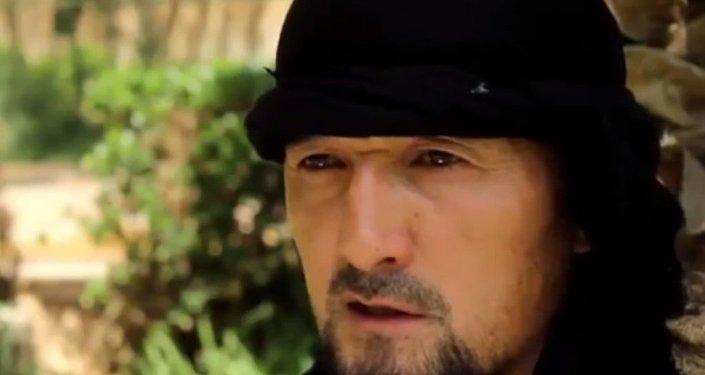 Tacikistan Çevik Kuvvet Komutanı Gulmurod Halimov
