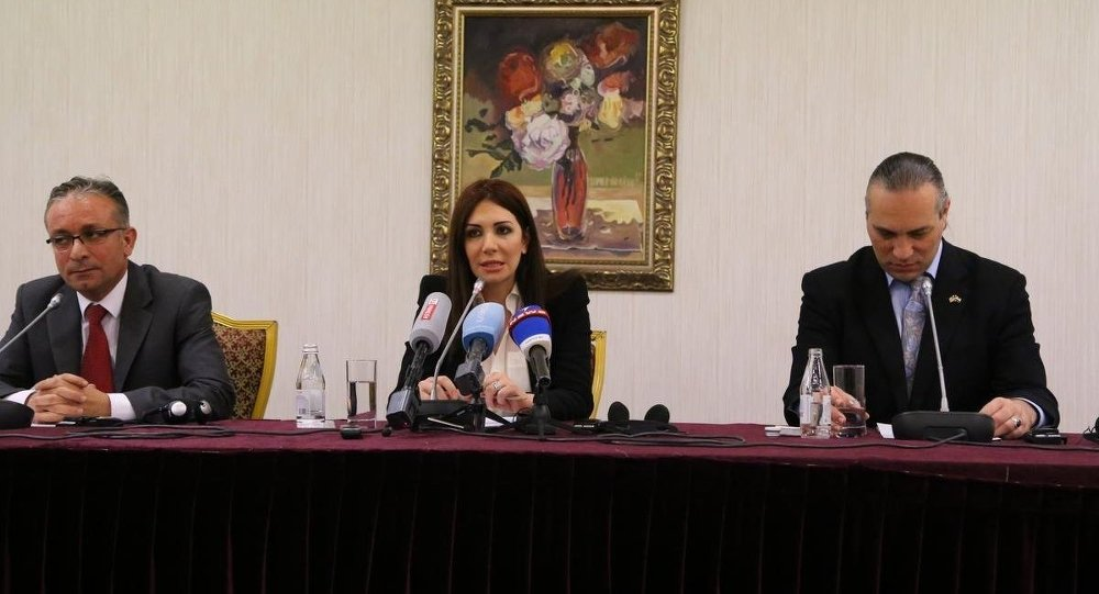 Kazakistan'daki Suriye görüşmeleri