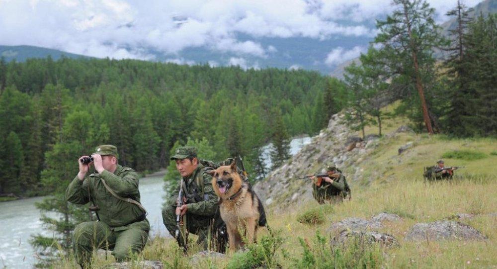 Rusya, Sınır Askeri Günü'nü kutluyor
