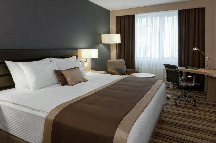 Dedeman Hotels & Resorts International, Moskova'nın gelişmekte olan önemli bölgelerinden Izmailovo'da yeni otelin açılışını yaptı.