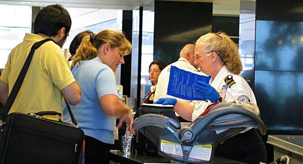 ABD Ulaşım Güvenliği İdaresi (TSA)