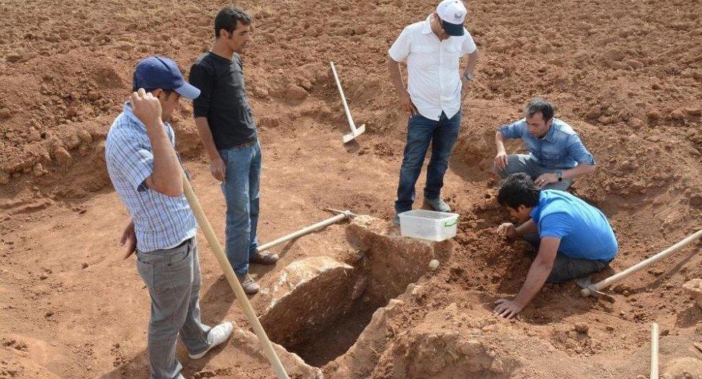 Mardin mezar