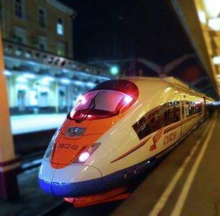 Rusya-demiryolları