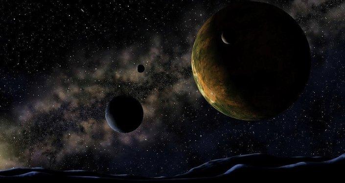 Uzay-gezegenler