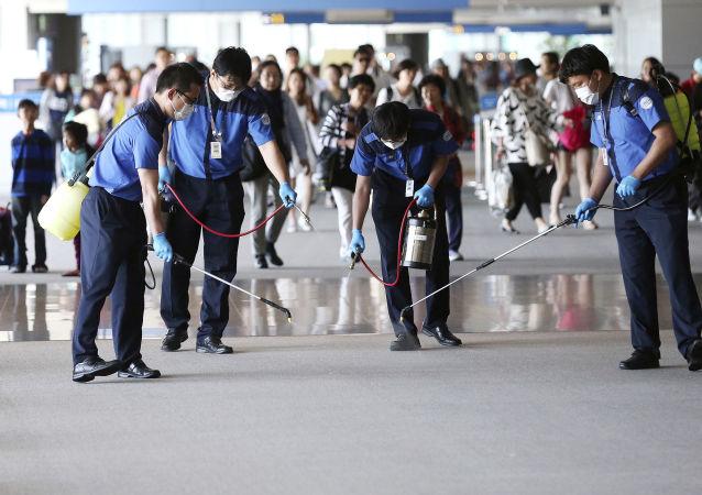 Güney Kore'de MERS önlemleri