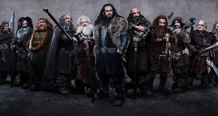 JRR Tolkien-Hobbit