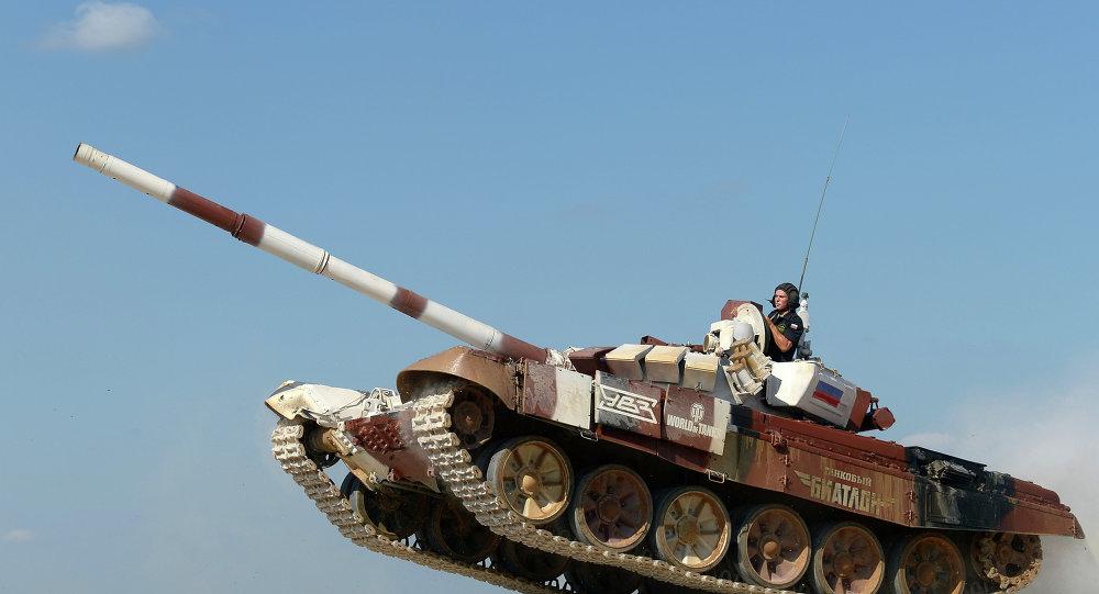 2014 Dünya Tank Biatlon Şampiyonası