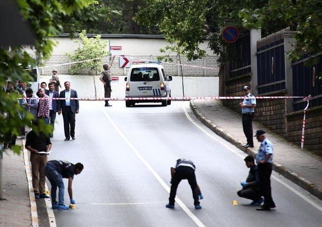 Emekli Albay Çetin Oğuz silahlı saldırıya uğradı