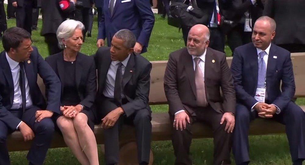 ABD Başkanı Barack Obama - Irak Başbakanı Haydar El İbadi