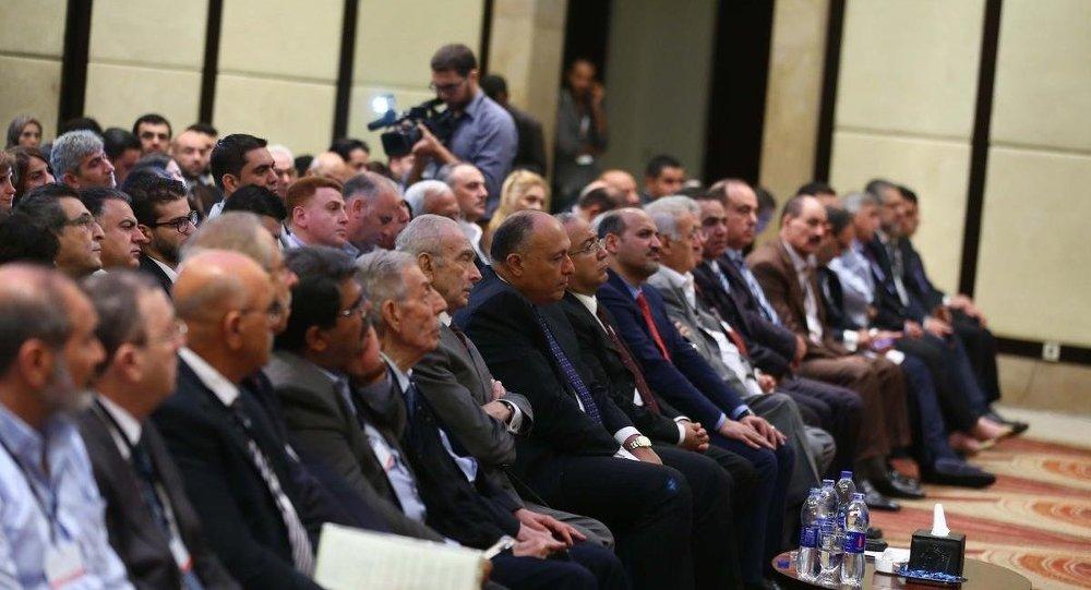 Mısır'daki Suriye toplantısı