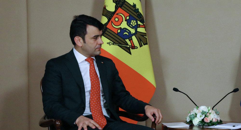 Moldova Başbakanı Kiril Gaburiç