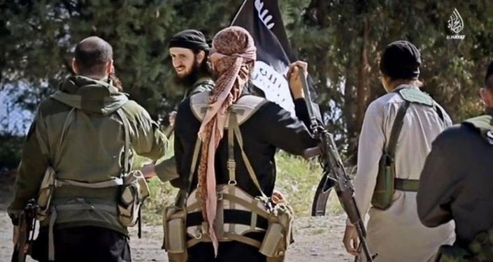 IŞİD militanları