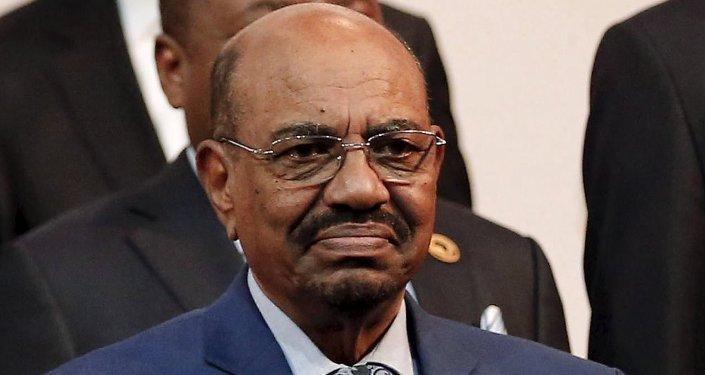 Sudan Devlet Başkanı Ömer Beşir