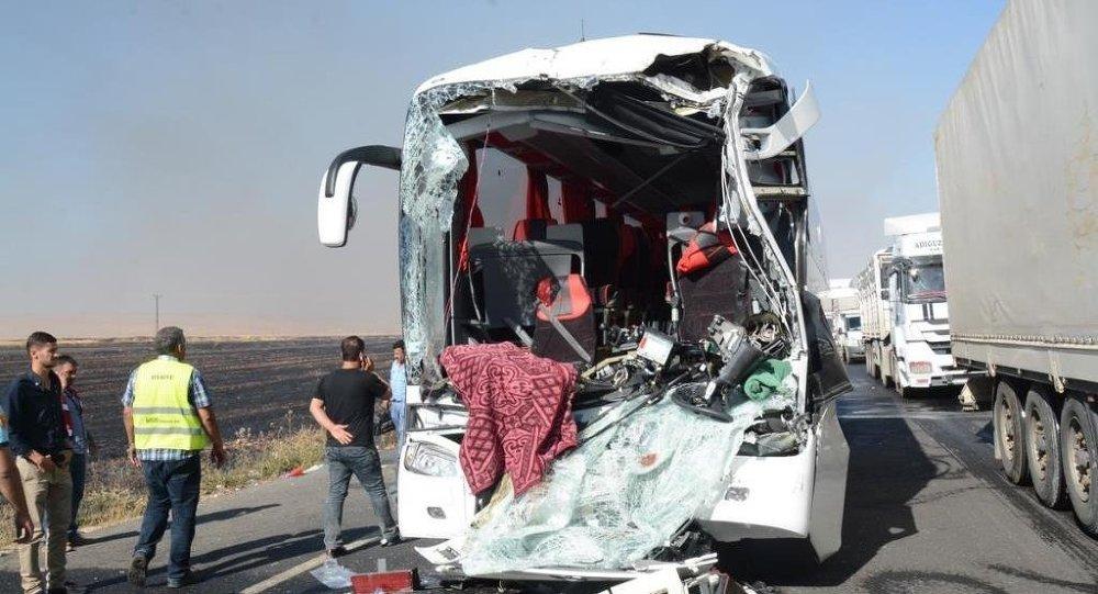 Mardin, trafik kazası