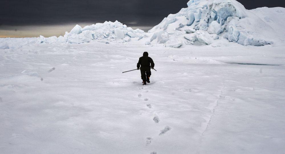 'Kara Kış 2015' isimli Arktik Araştırma Gezisi