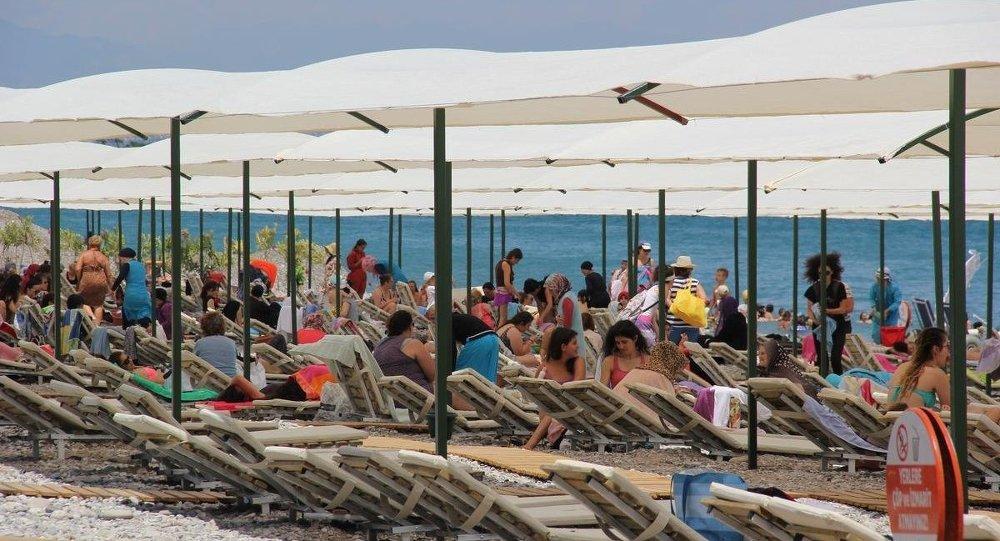 Antalya-turist