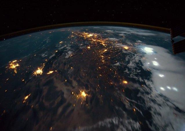 NASA- uzay