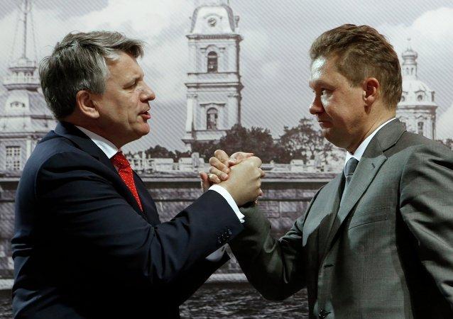 Ben van Berden & Aleksey Miller