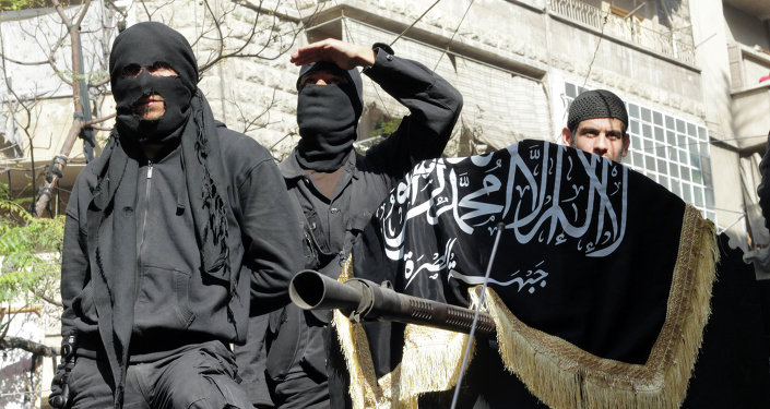 Nusra Cephesi militanları