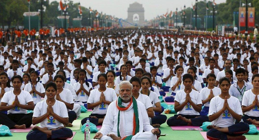 Dünya Yoga Günü