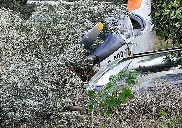 Kanada uçak kazası