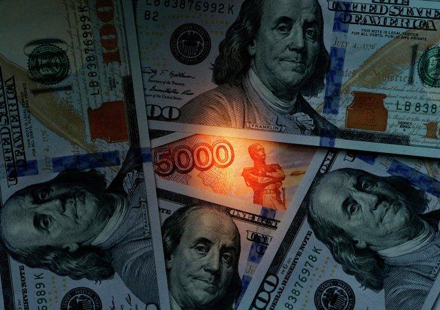 Ruble-Dolar