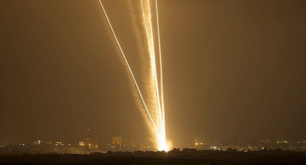 İsrail, Gazze füze saldırı