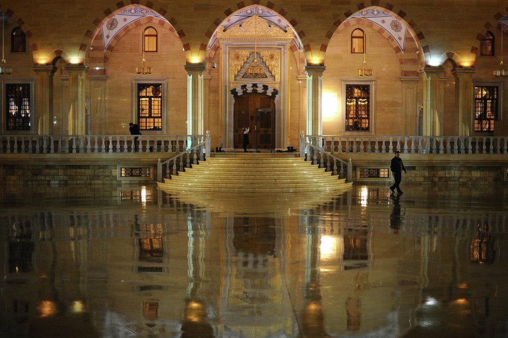 Çeçenistan'ın Kalbi Camisi