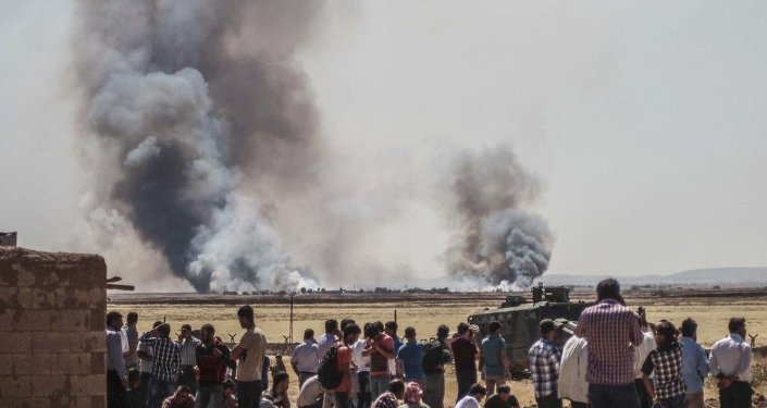 IŞİD- Kobani