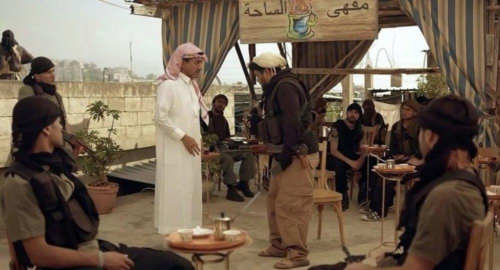 Suudi Arabistanlı komedyen Nasır al-Kasabi