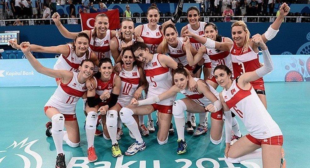 Türkiye Kadınlar Voleybol Milli Takımı