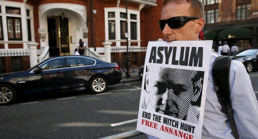 WikiLeaks'in kurucusu Julian Assange