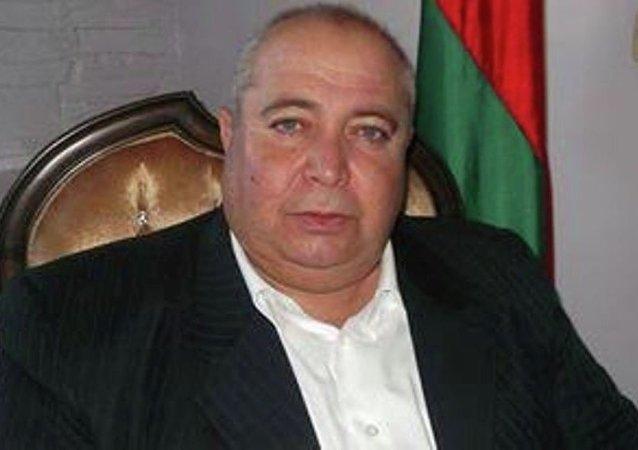 Cezire Kantonu Yasama Meclisi Eş Başkanı Hakem Xalo