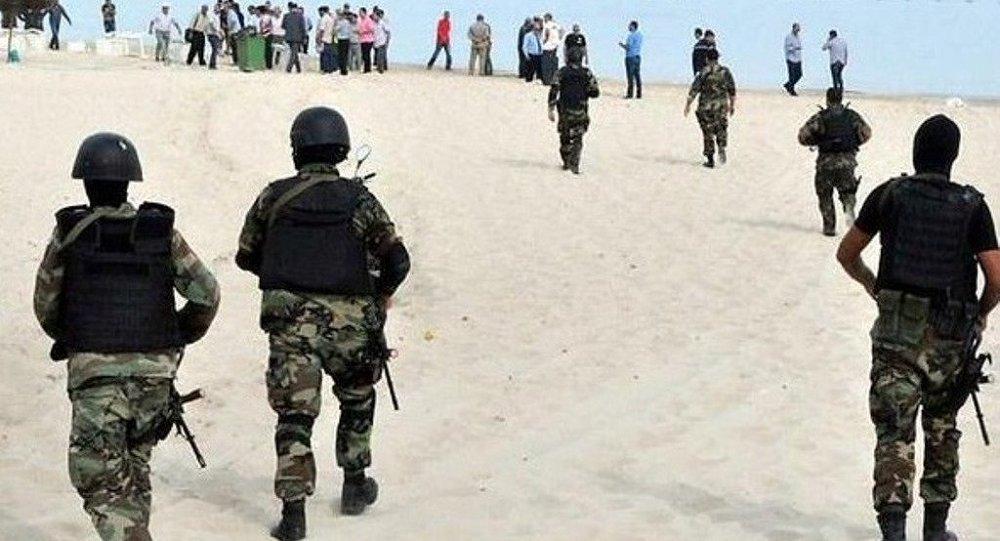 Tunus'ta turistik bölgeye saldırı
