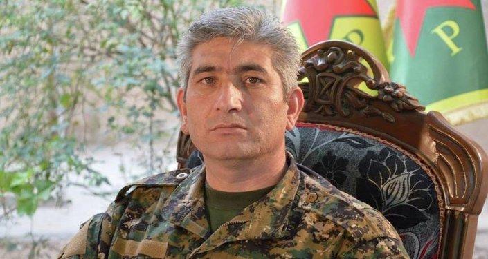 YPG Genel Sözcüsü Redur Xelil