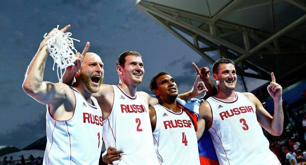 Rusya erkekler basketbol takımı