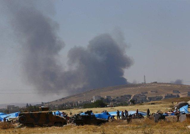 Kobani- IŞİD